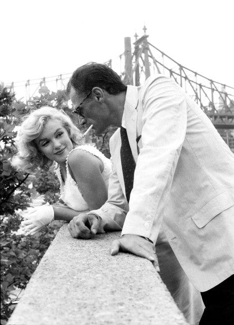 Maryilyn-Monroe-and-Arthur-Miller