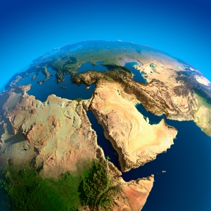 Africa, Red Sea, Persian Gulf. Middle East.